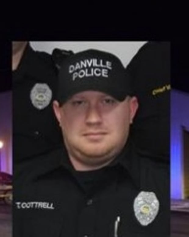 Police Officer Thomas Cottrell