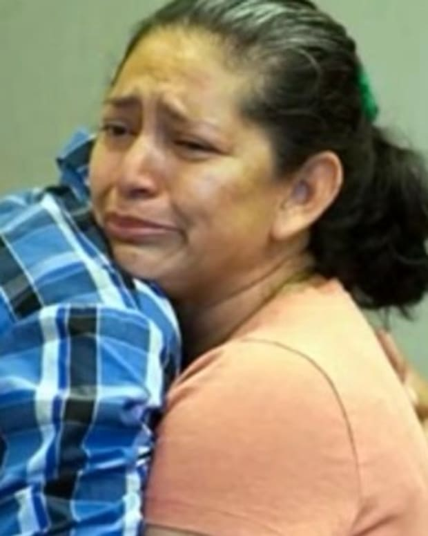 Mother Reunited With Abducted Son 21 Years Later (Video) Promo Image