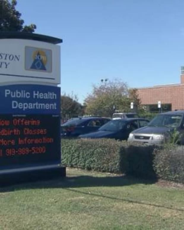 Johnston Health Department