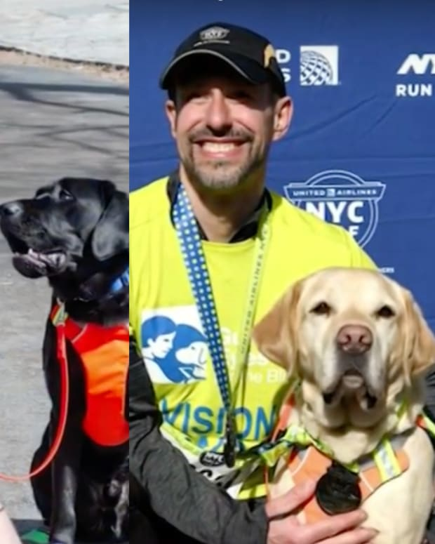 Blind-Man-Half-Marathon