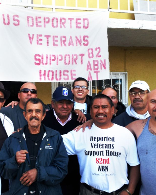 The Deported Veterans Support House