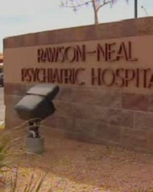 Rawson-Neal Psychiatric Hospital In Las Vegas.
