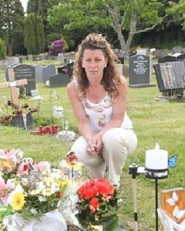 4-Year-Old Boy's Headstone Removed Because A Single Person Was Offended By It Promo Image