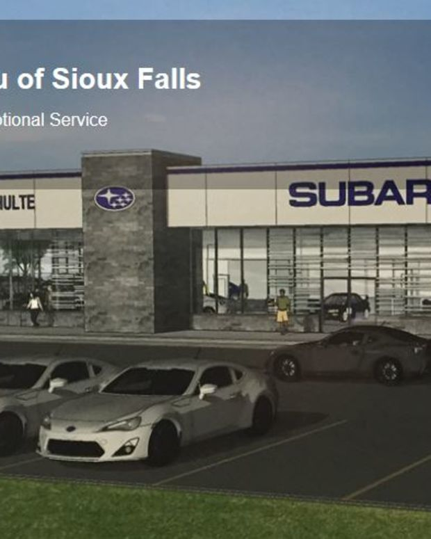 Schulte Subaru.