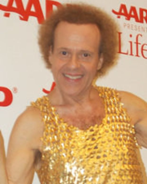 Richard Simmons Has Sex Change, Goes By 'Fiona'? Promo Image