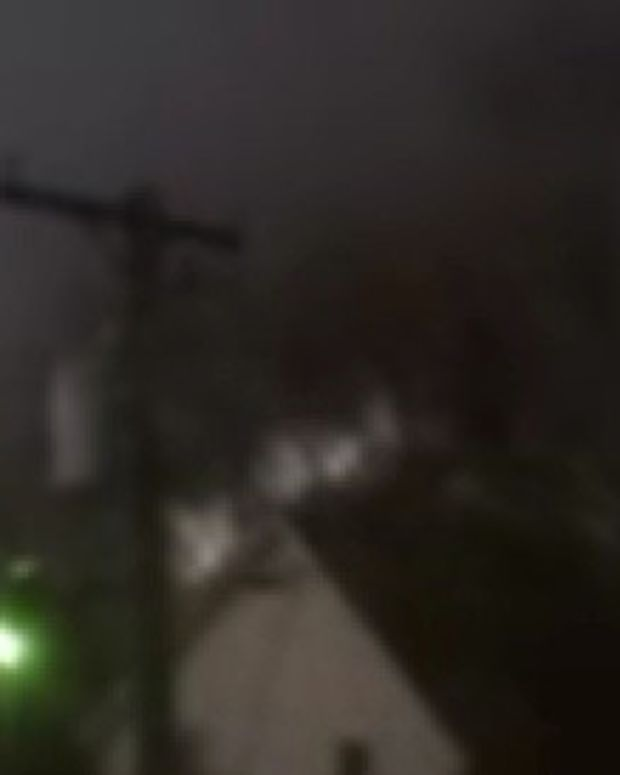Man's Video Of Deadly Tornado Goes Viral (Video) Promo Image