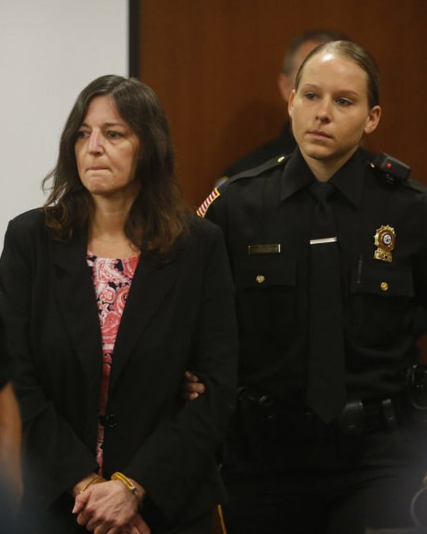 Woman Convicted Of Son's Murder 25 Years Later Promo Image
