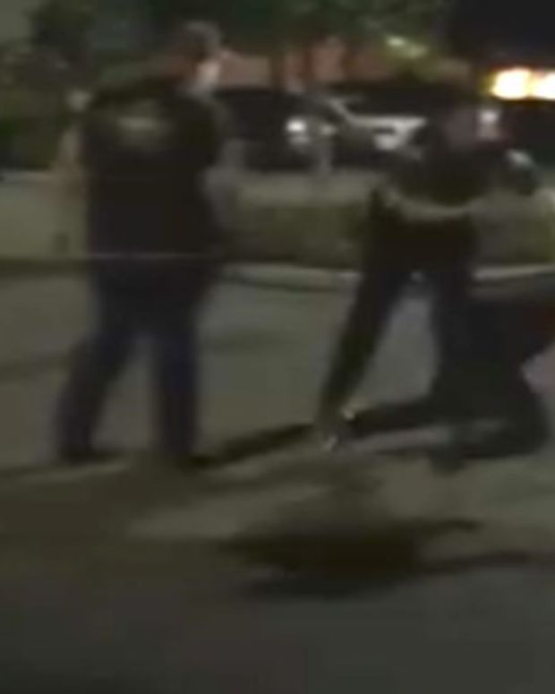 Florida Cop Slams Drunk Woman To The Ground (Video) Promo Image