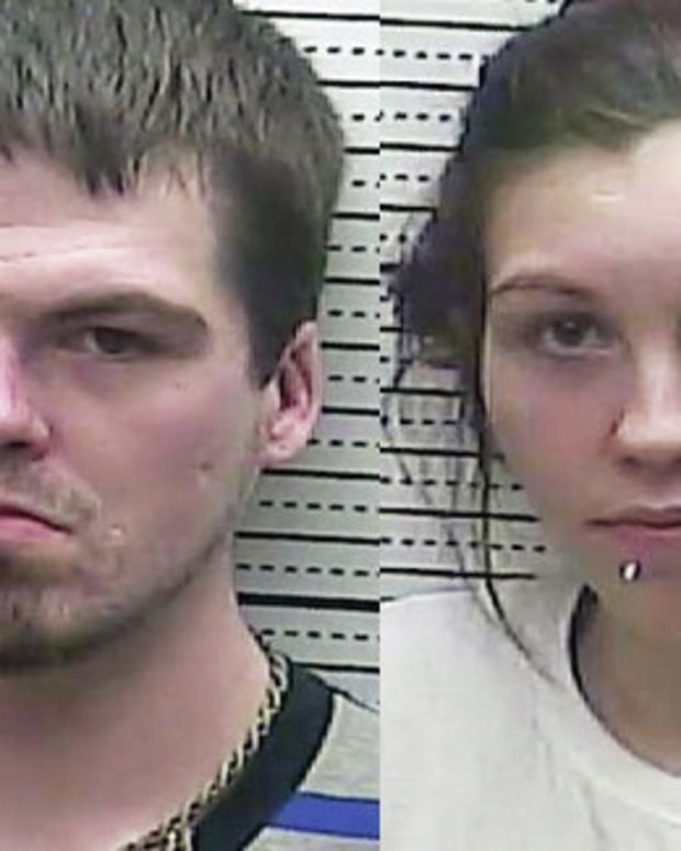 Police: Couple Had Sex In Fast-Food Parking Lot Promo Image