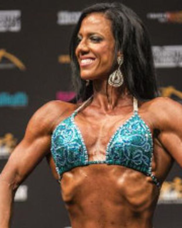 Bodybuilder Dies Mysteriously In Her Sleep Promo Image