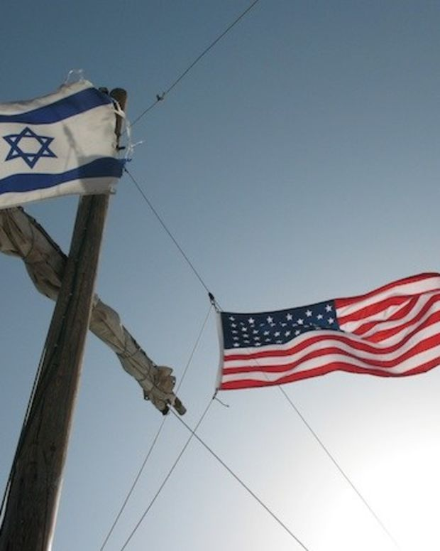 Gallup Poll: America Remains Firmly Pro-Israel Promo Image