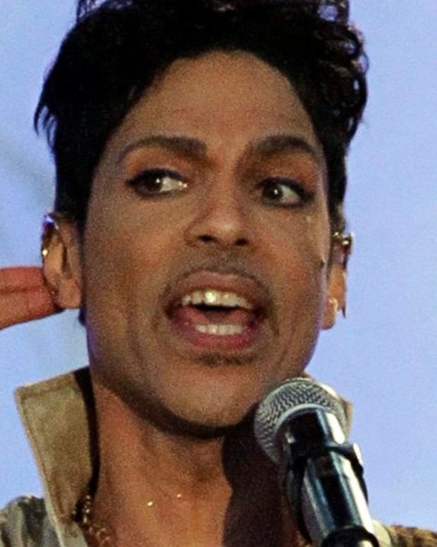 Did Prince Hide Painkiller Paper Trail? Promo Image