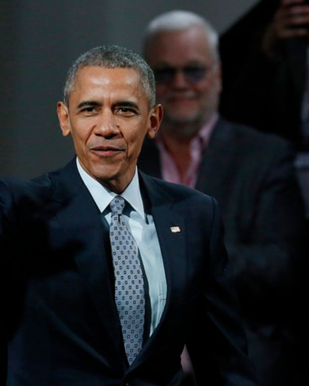 Obama: Schools Must Allow Transgender Bathroom Access Promo Image