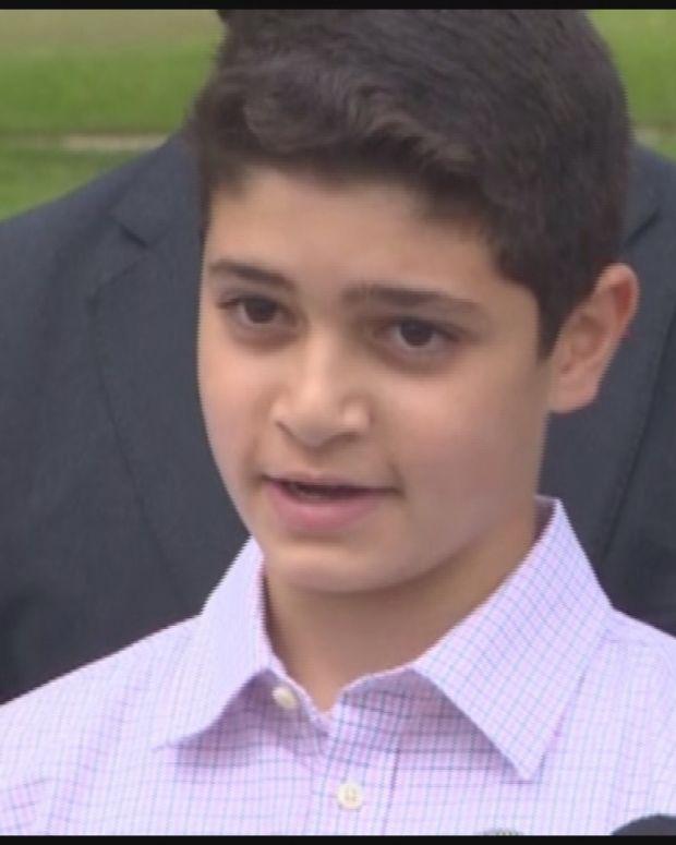 Teacher Allegedly Calls Muslim Student, 12, A Terrorist Promo Image