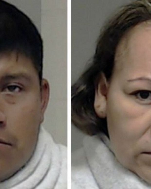 Couple Arrested For Trying To Sell Girl's Virginity Promo Image