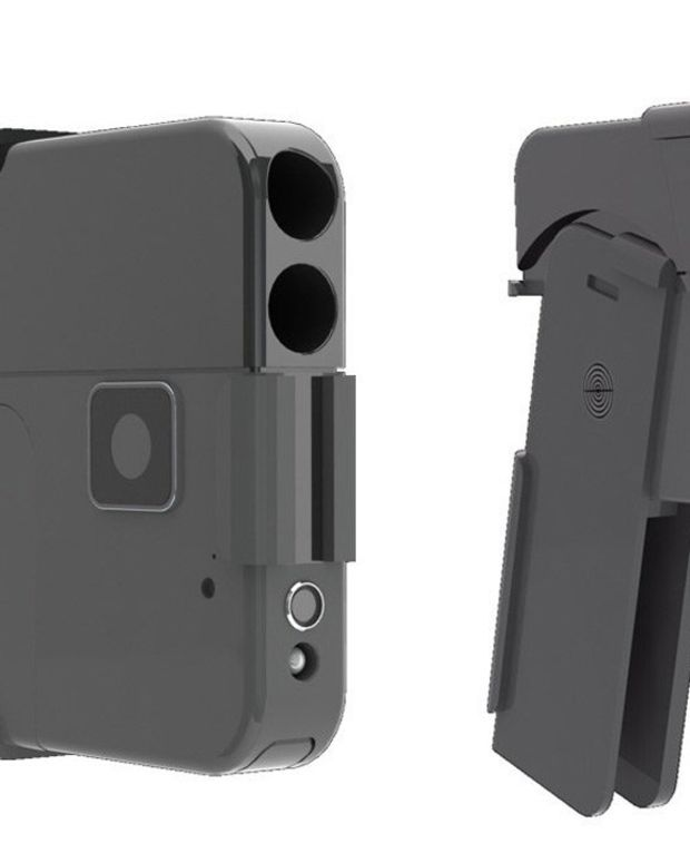 Company Introduces Gun Disguised As Smartphone (Photos) Promo Image