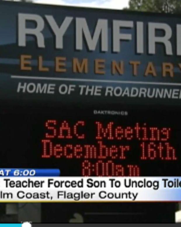 Rymfire Elementary School.