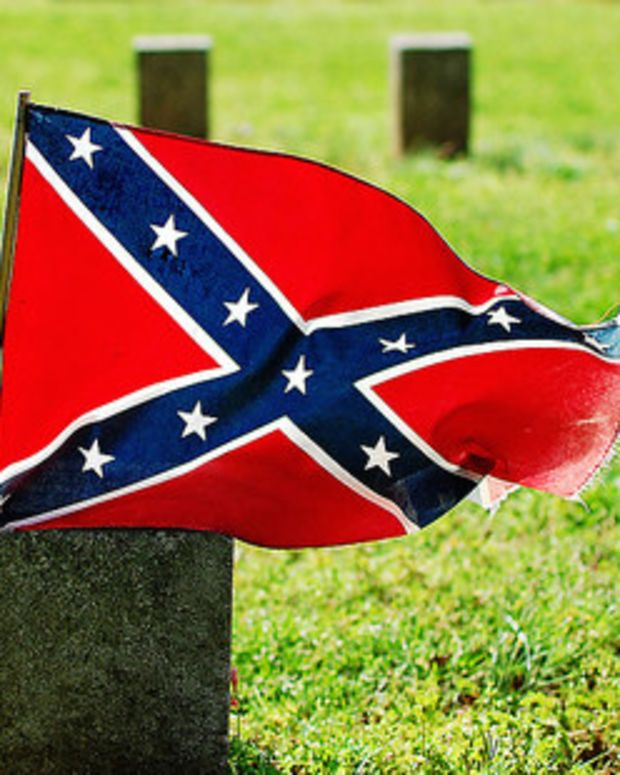 House To Vote On Confederate Flag Ban In VA Cemeteries Promo Image