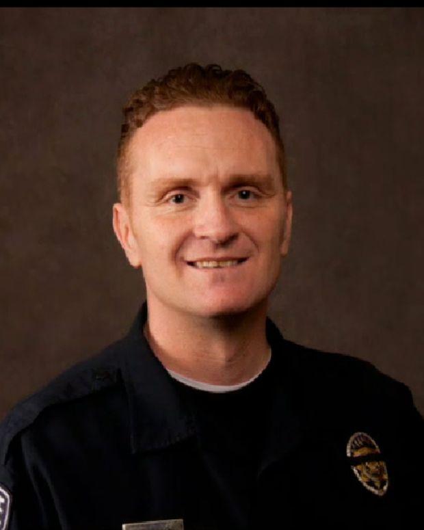 Officer Doug Barney