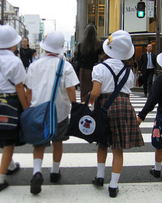 Mom Charged For Making Daughters Walk To School Promo Image