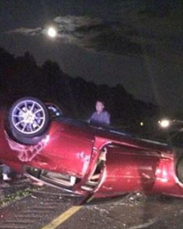 Kidd Car Crash.