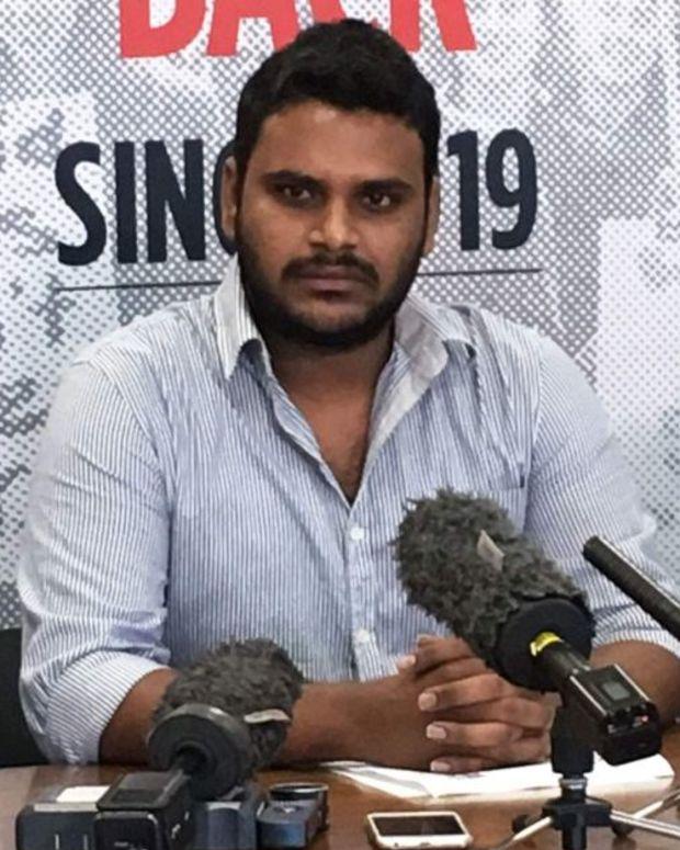 Former 7-Eleven employee Pranay Alawala