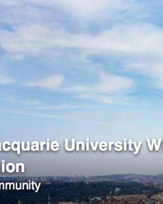 Macquarie University White Student Union.