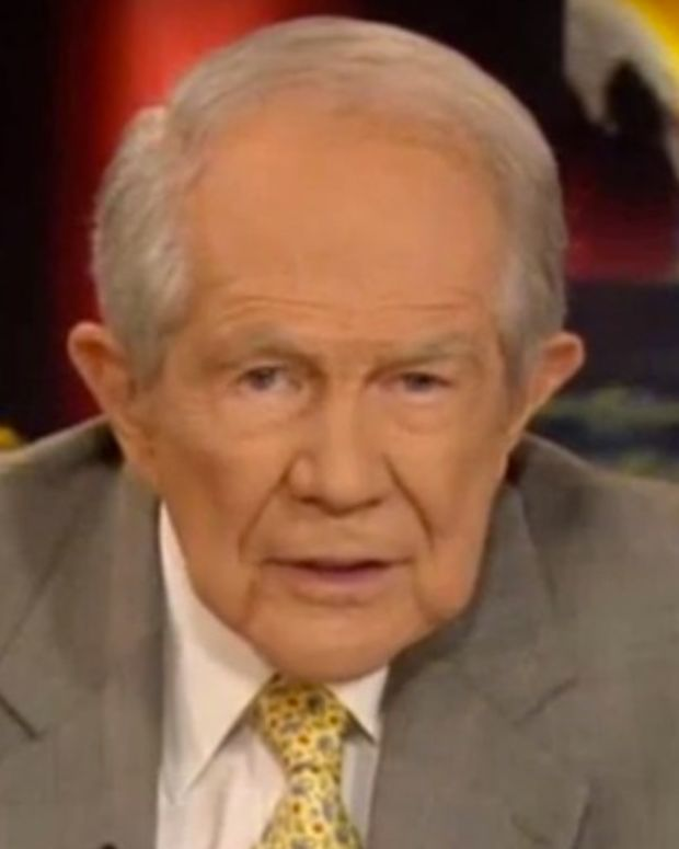 Pat Robertson: Oppose Obama's Muslim Government (Video) Promo Image