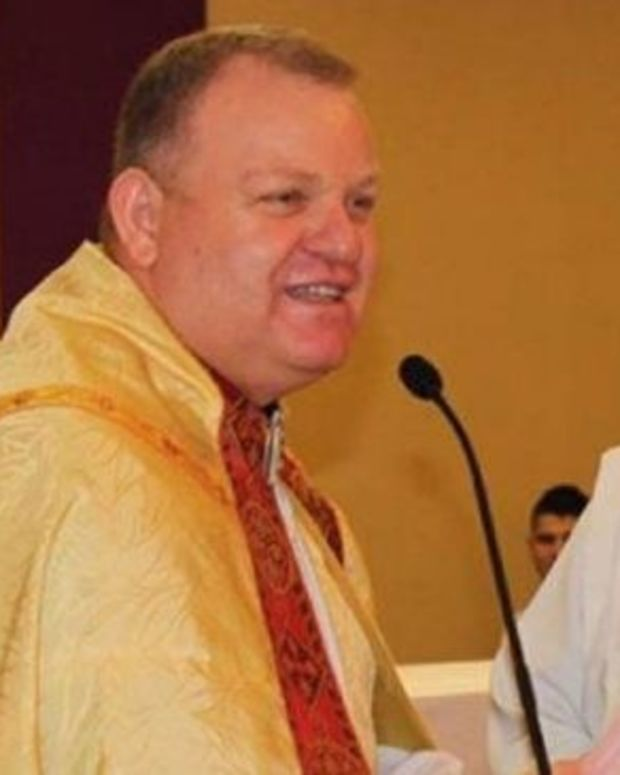 Priest Allegedly Gambles $380K Raised For Refugees Promo Image