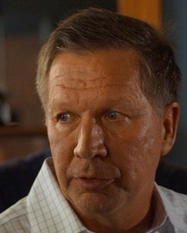 Trump: Kasich Needs To Drop Out Promo Image