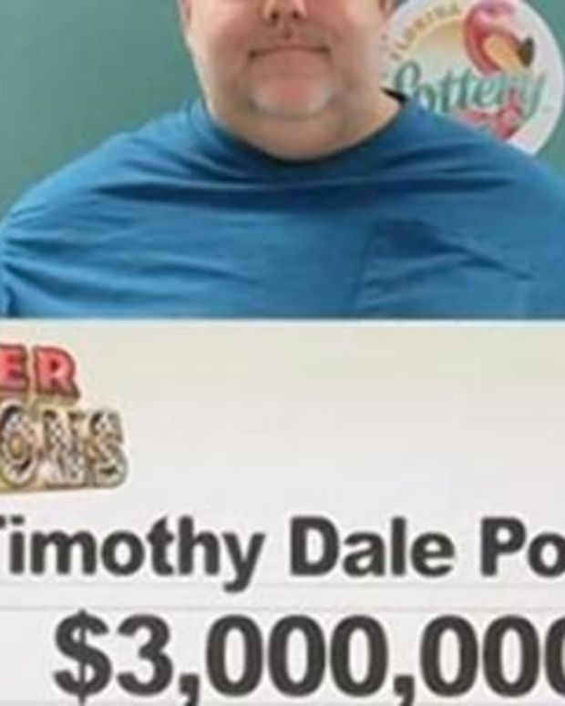 Convicted Sex Offender Who Won $3 Million Lottery Gets Some Horrible News Promo Image