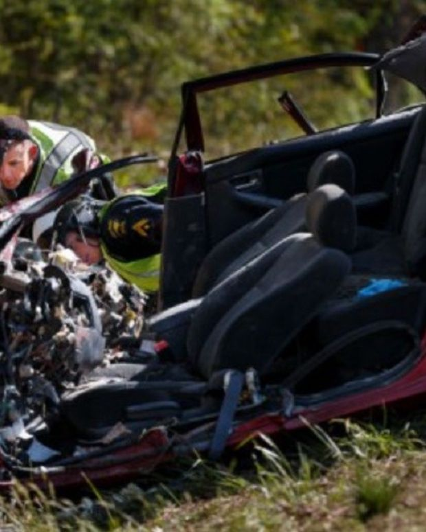 Here's The Facebook Message One Woman Posted Before Her Fatal Crash Promo Image