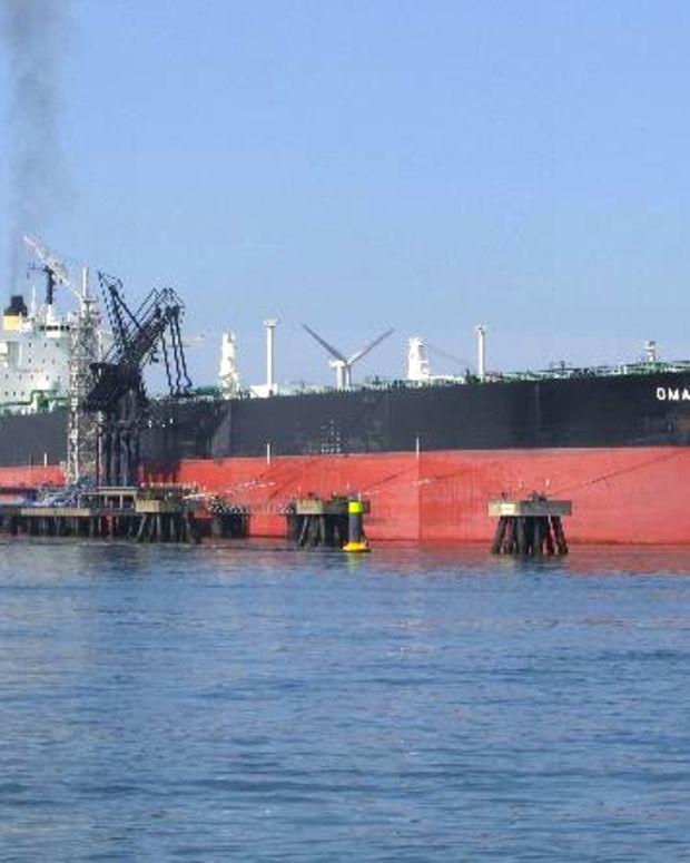 Oil Tanker Omala