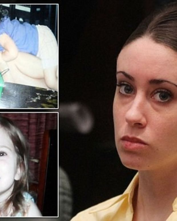 Report Reveals What Casey Anthony Did With Her Daughter's Body (Photo) Promo Image