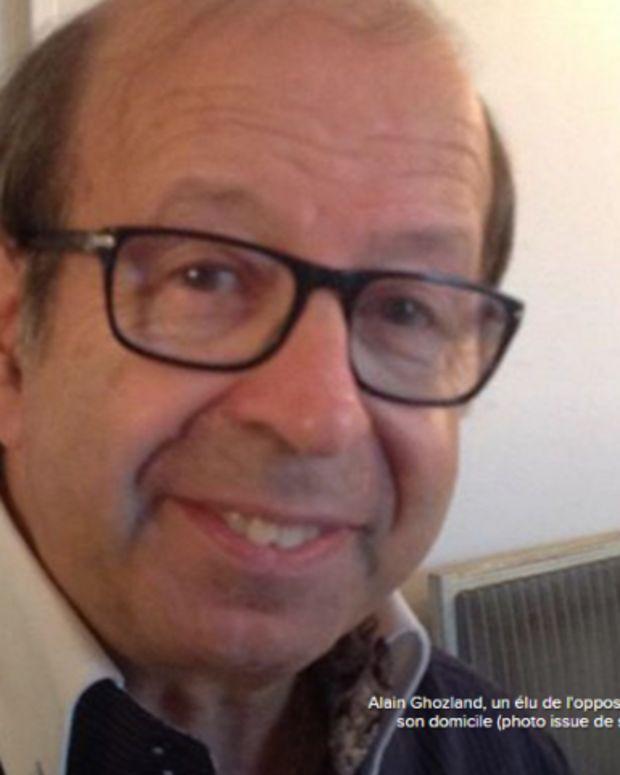 Alain Ghozland.