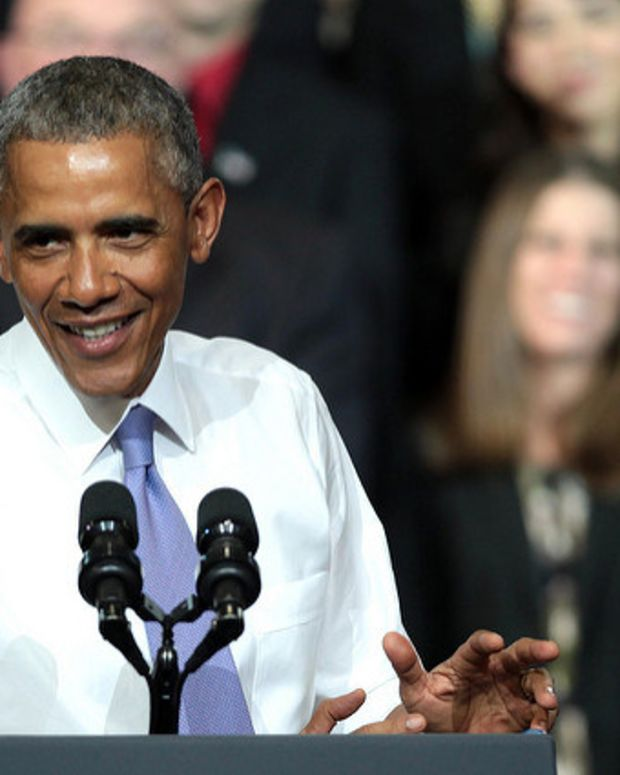 Obama Gives Student Loan Relief To The Disabled Promo Image