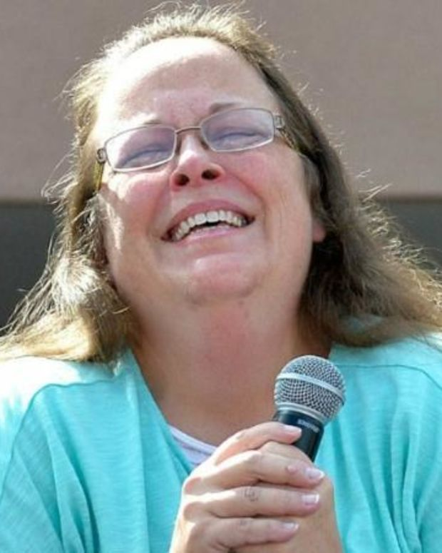 Kim Davis Gets Her Way Promo Image