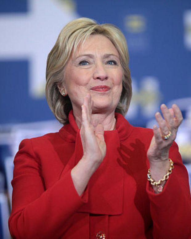 Poll: Clinton's Lead Over Trump Grows Promo Image