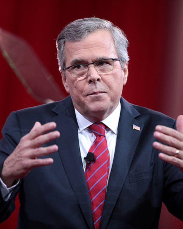 Former Florida Gov. Jeb Bush.