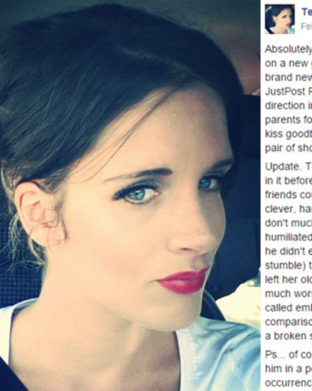Mom Attacks Son For Bullying Girl: Viral Facebook Post Promo Image