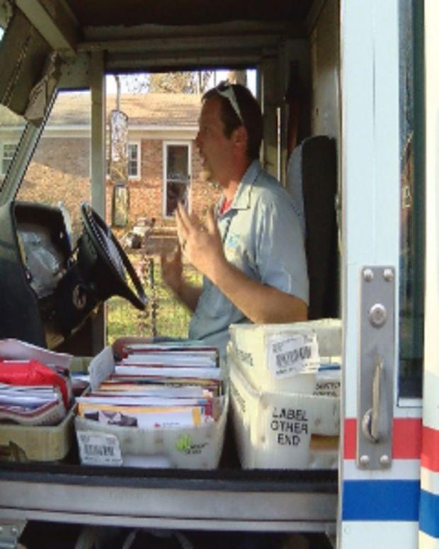Postal Worker.