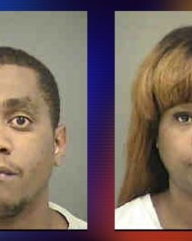 Deron Cuthbertson Jr., 34, and Ronika Bell, 29