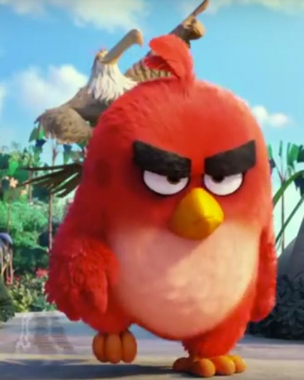 Is 'The Angry Birds Movie' Anti-Immigration? (Video)  Promo Image