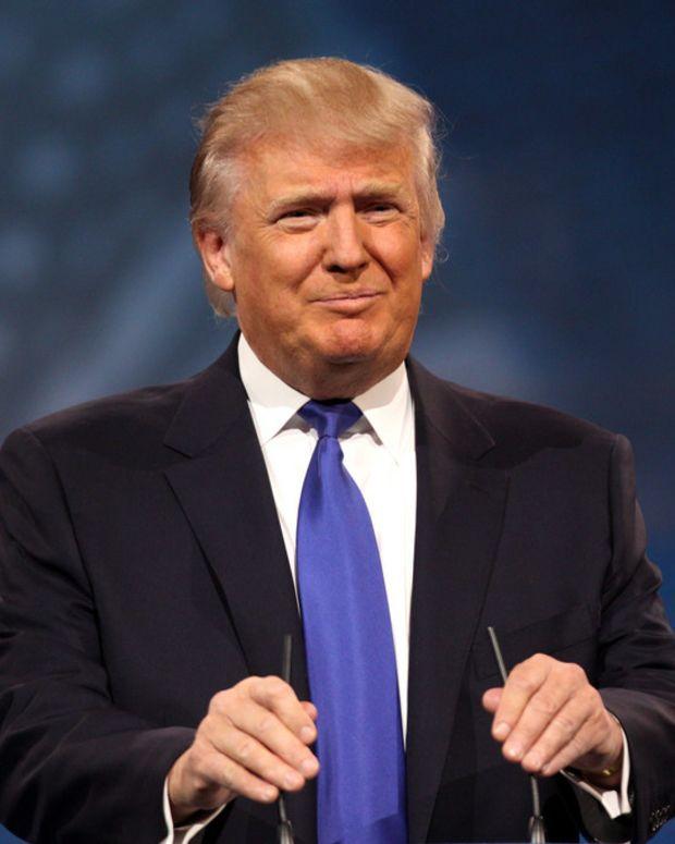 Trump: I'd Declare War On ISIS Promo Image