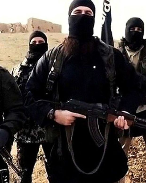 ISIS Makes 12-Year-Old Girl Execute Women Promo Image