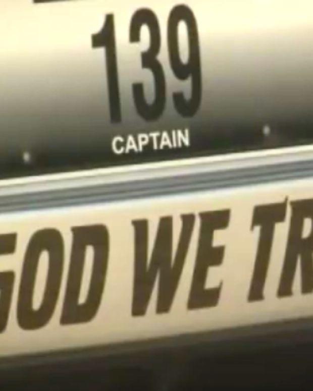 In GodWe Trust Decal Missouri