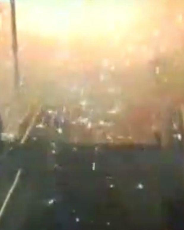 Terrorist Attack Rains Down Fire In Turkey (Video) Promo Image