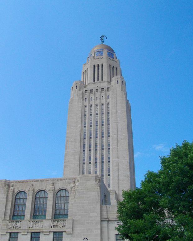 Nebraska Bill Fights Foster Care By Same-Sex Couples Promo Image