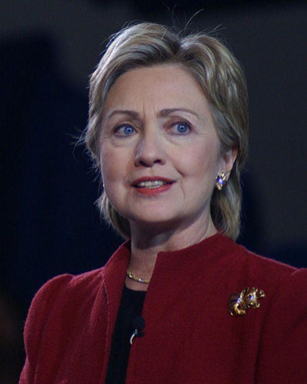 Clinton, Trump Score Key Wins In New York Primary Promo Image