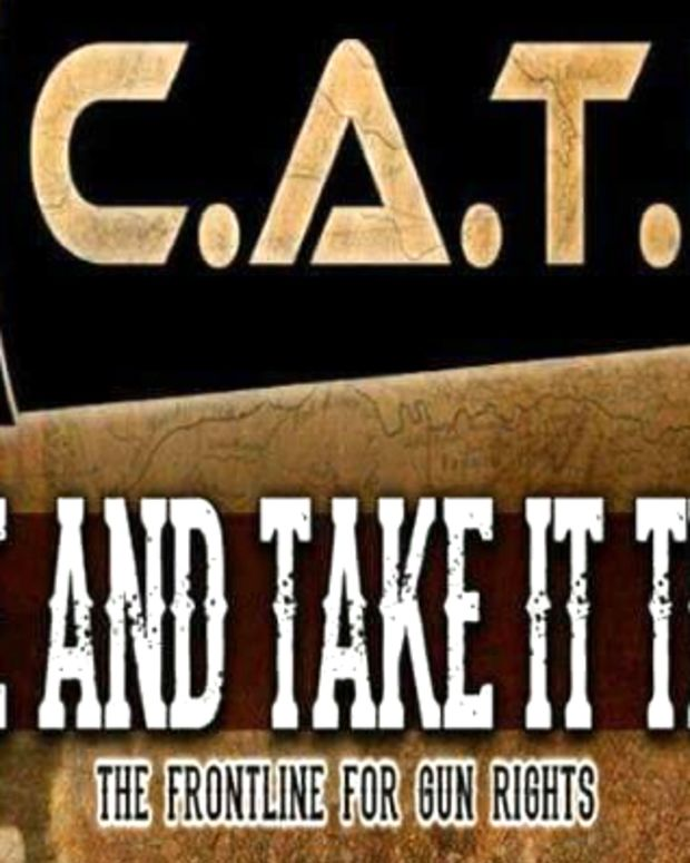 Come And Take It Texas Logo